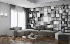 Fototapeten 3d, 3D-Mosaik